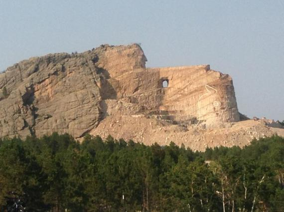 What's up Crazy Horse!