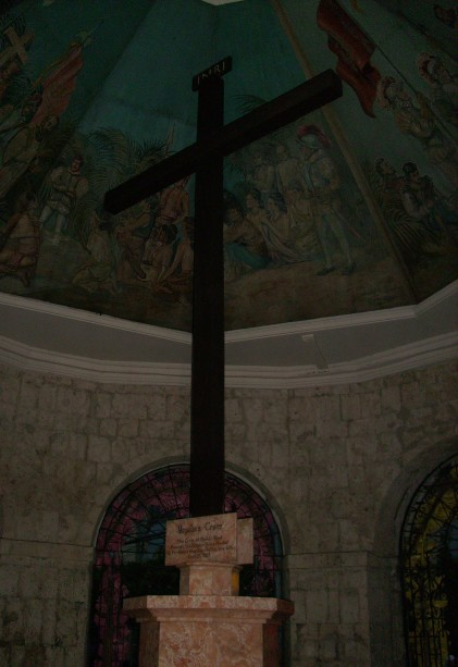 Cross of Magellan circa 1521