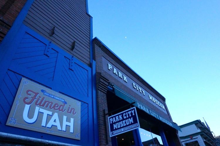 Filmed in Utah