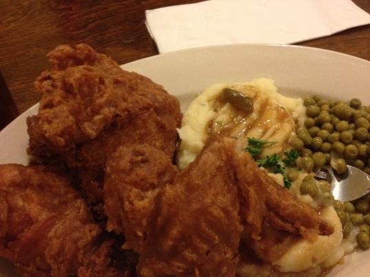 Willie Mays Chicken