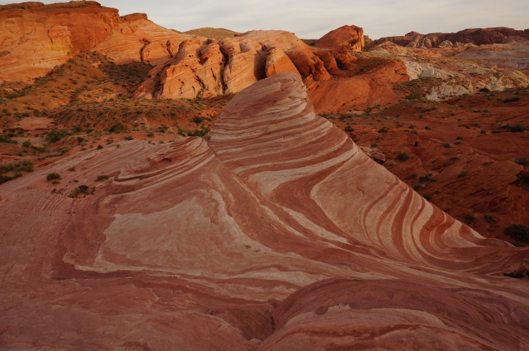 Valley of Fire Autumn Aquarius