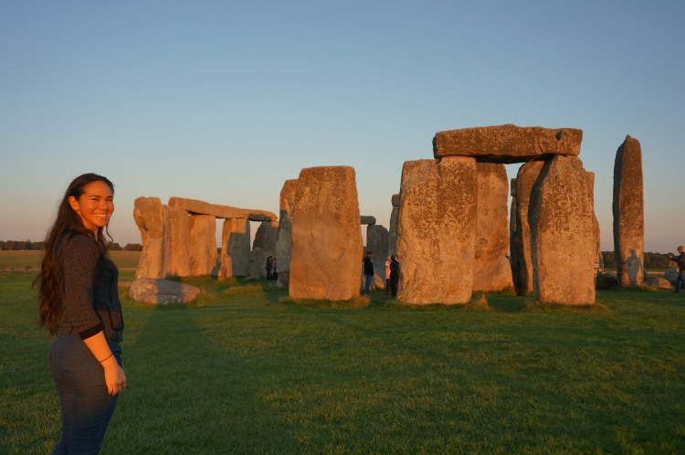 Autumn Aquarius Stonehenge