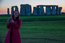 Autumn Aqaurius love stonehenge