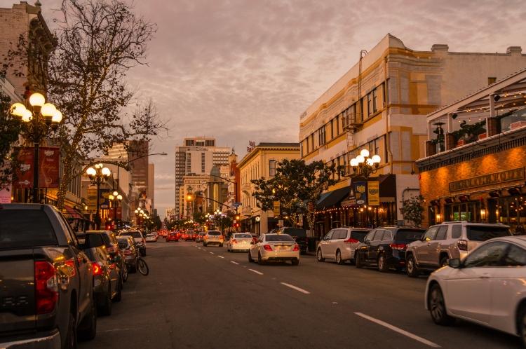Autumn Aquarius Gaslamp Quarter San Diego