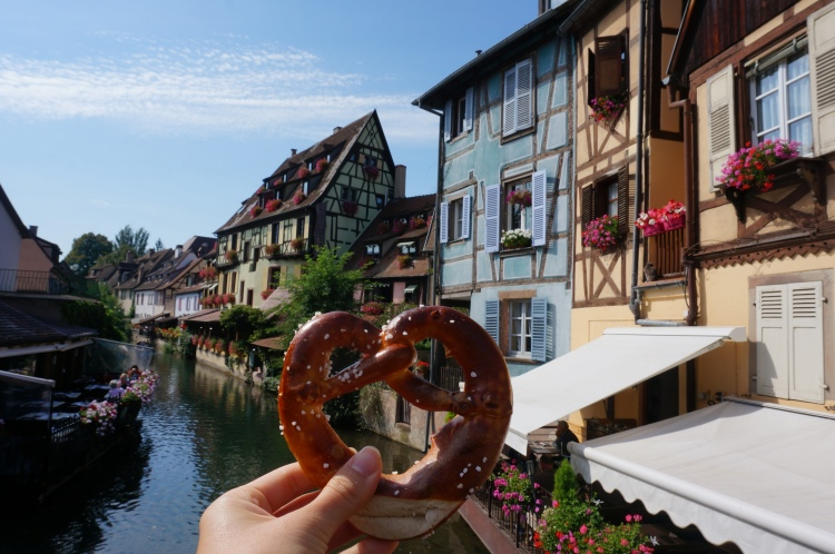 Bretzels and charm the fairy tale town of colmar france Colmar beauty and the beast