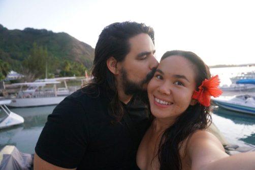 Autumn Aquarius Tahiti love