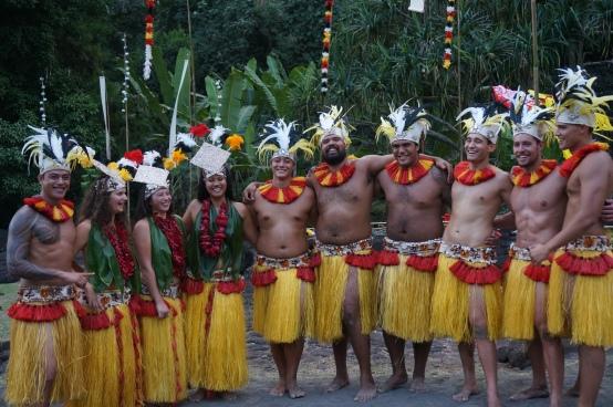 Autumn Aquarius Tahiti Marae
