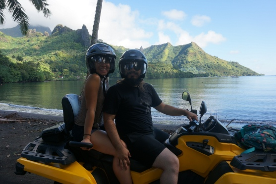 Autumn Aquarius Adventures Moorea