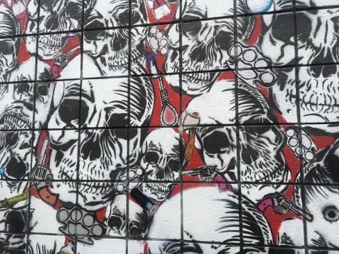 Museum of Death Wall Autumn Aquarius