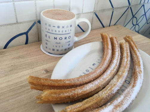 Autumn Aquarius Churros